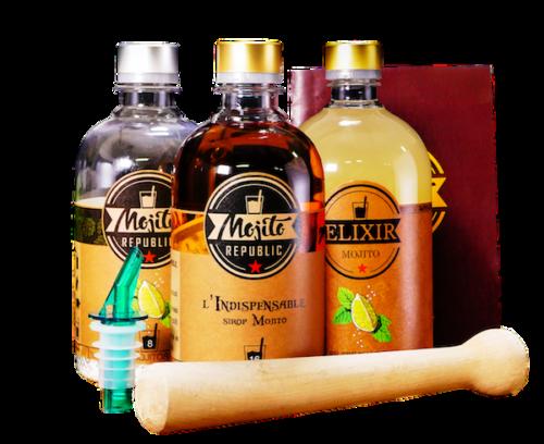 Produits Mojito Republic